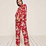 Reformation Pajama Set