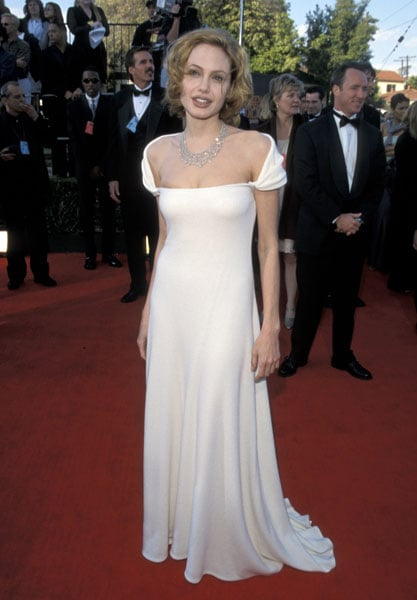 Angelina Jolie at the 1999 SAG Awards
