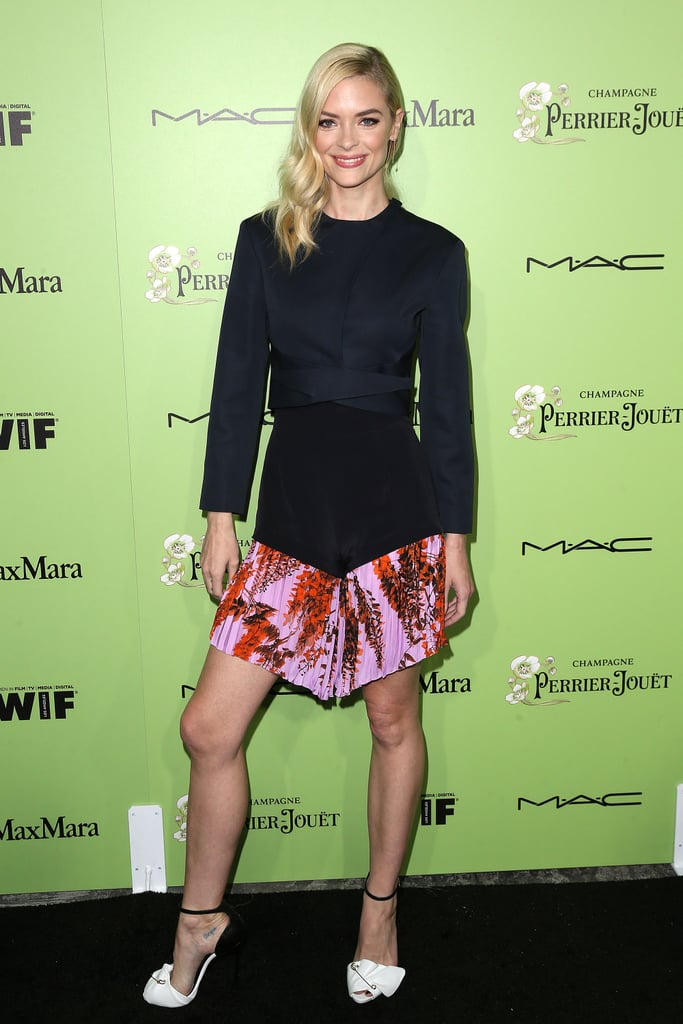 Jaime King at the Women In Film Pre-Oscars Cocktail Party