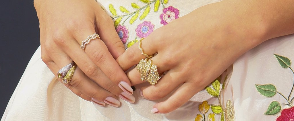 These Are the Best Manicures From the Emmys Red Carpet