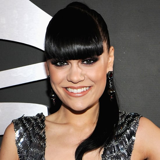 Jessie J's Hair and Makeup at the 2012 Grammy Awards