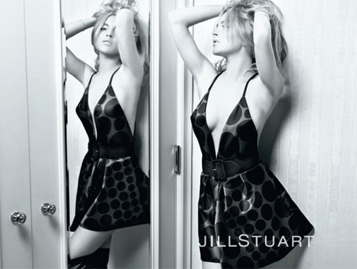 Should LL Be Dropped From Her Jill Stuart Campaign?