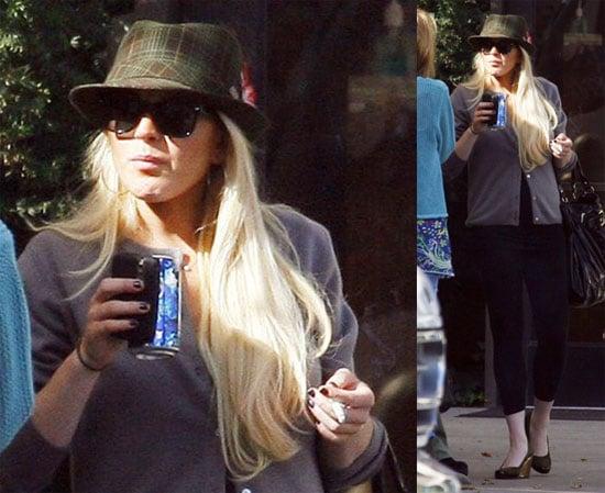 Should Lindsay Get Back To Work and LA?