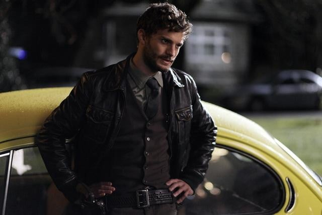 Jamie Dornan on ABC's Once Upon a Time.