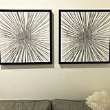 PTM Images Sparkle Silver Wall Art
