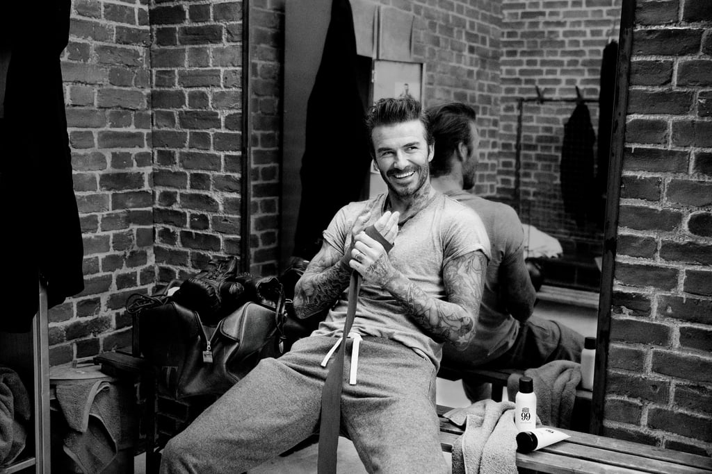 Breaking: David Beckham Is Launching a Line With L'Oréal — See the Products Here First!