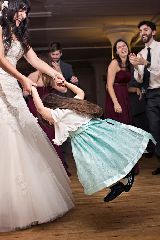 """And she laughed silently in her head as the bride spun her, thinking, """"I just ate four slices of cake."""""""