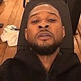 Usher: howusnap