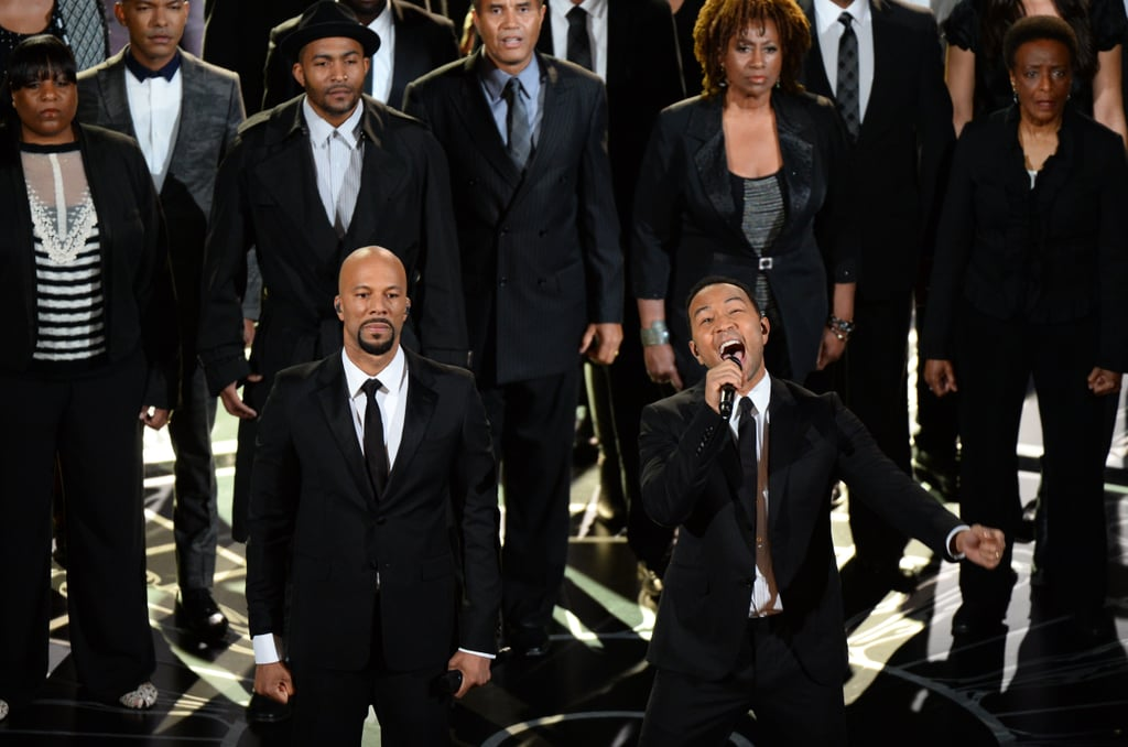 common and john legend best pictures from the oscars