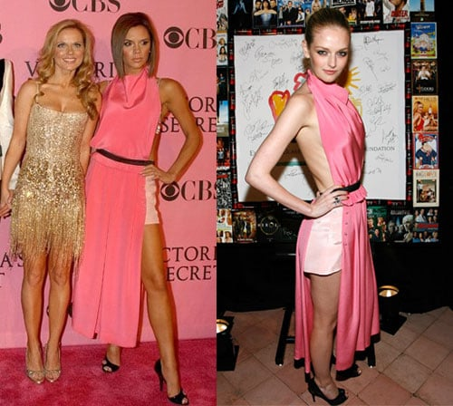 Who Wore It Better? Marc Jacobs Silk Crepe Dress