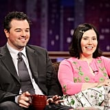 Seth MacFarlane and Alex Borstein Appear on <b>Jimmy Kimmel Live</b> in 2005