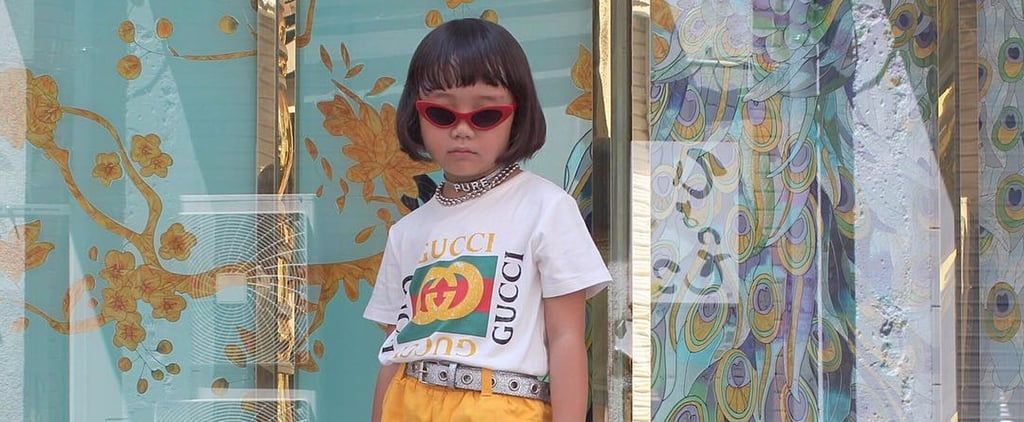 This 6-Year-Old Girl From Japan Is the Street Style Icon We've All Been Waiting For