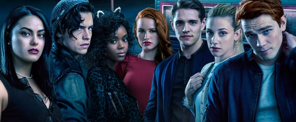 Riverdale's Season 2 Poster Contains a Telling Hint About Jughead's Emotional Storyline
