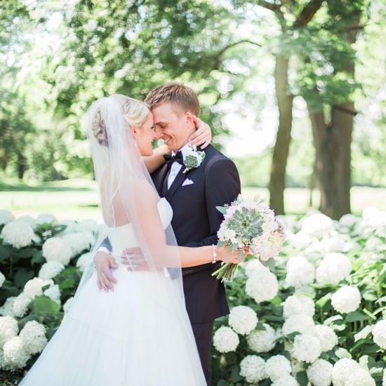 Blush Tuscan Wedding