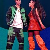 Justin Bieber Ariana Grande Coachella 2019 Performance Video