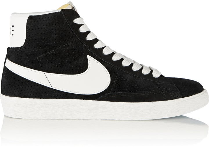 Nike Blazer Perforated Suede High-Top Sneakers ($50)