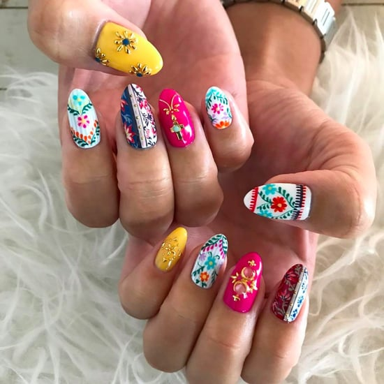 Moroccan-Inspired Manicures