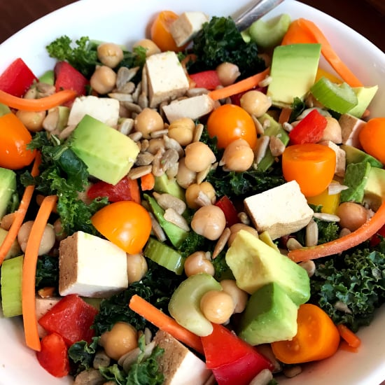 Salad Protein Weight-Loss Tip