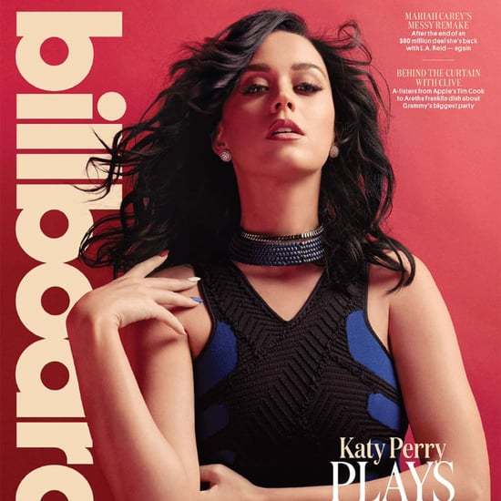 Katy Perry Talks About Taylor Swift in Billboard Magazine