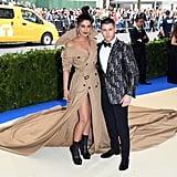 Priyanka and Nick Went to the 2017 Met Gala With Ralph Lauren