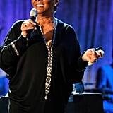 Soul Singer Dionne Warwick