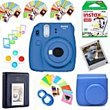Fujifilm Instax Mini 9 Film Camera Bundle