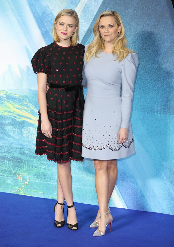 Reese Witherspoon at A Wrinkle in Time Premiere in London
