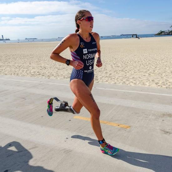 Grace Norman Paratriathlon Tokyo Paralympics Interview