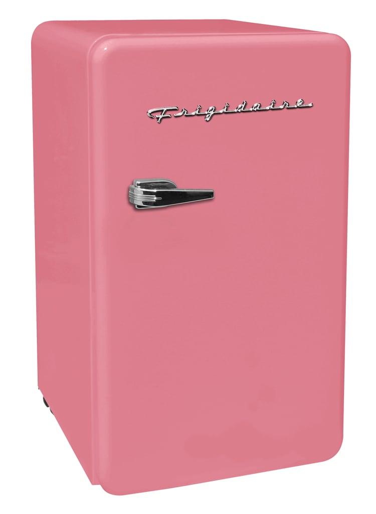 Frigidaire Pink Single-Door Retro Mini Fridge