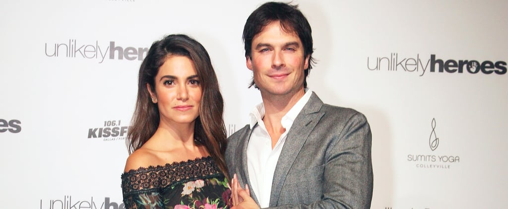 Nikki Reed and Ian Somerhalder Are All Smiles While Celebrating a Good Cause