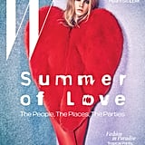 Cara Delevingne W Magazine Cover June/July 2016