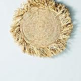 Fringed Hanging Basket