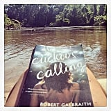 "Shelliharvell was ""river reading on a Louisiana Sunday."""