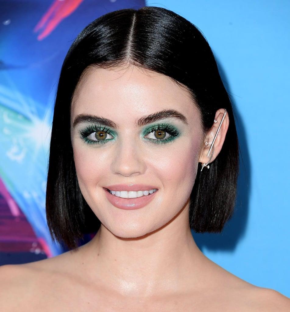 Lucy Hale Teen Choice Awards Makeup
