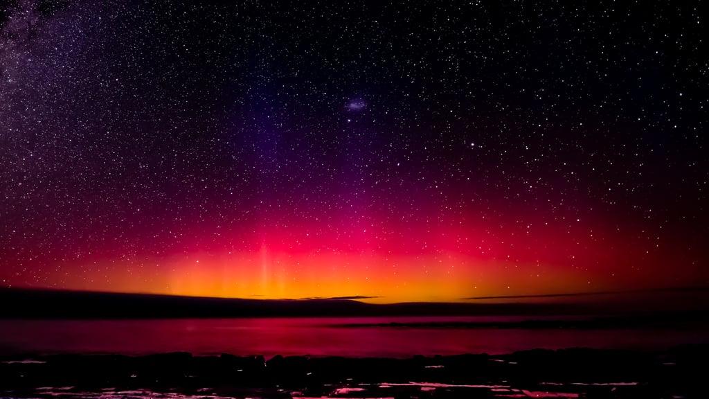 Aurora Australis (Apollo Bay, Australia)