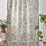 Ninola Design For Deny Green Flowers + Ivy Room Darkening Window Panel