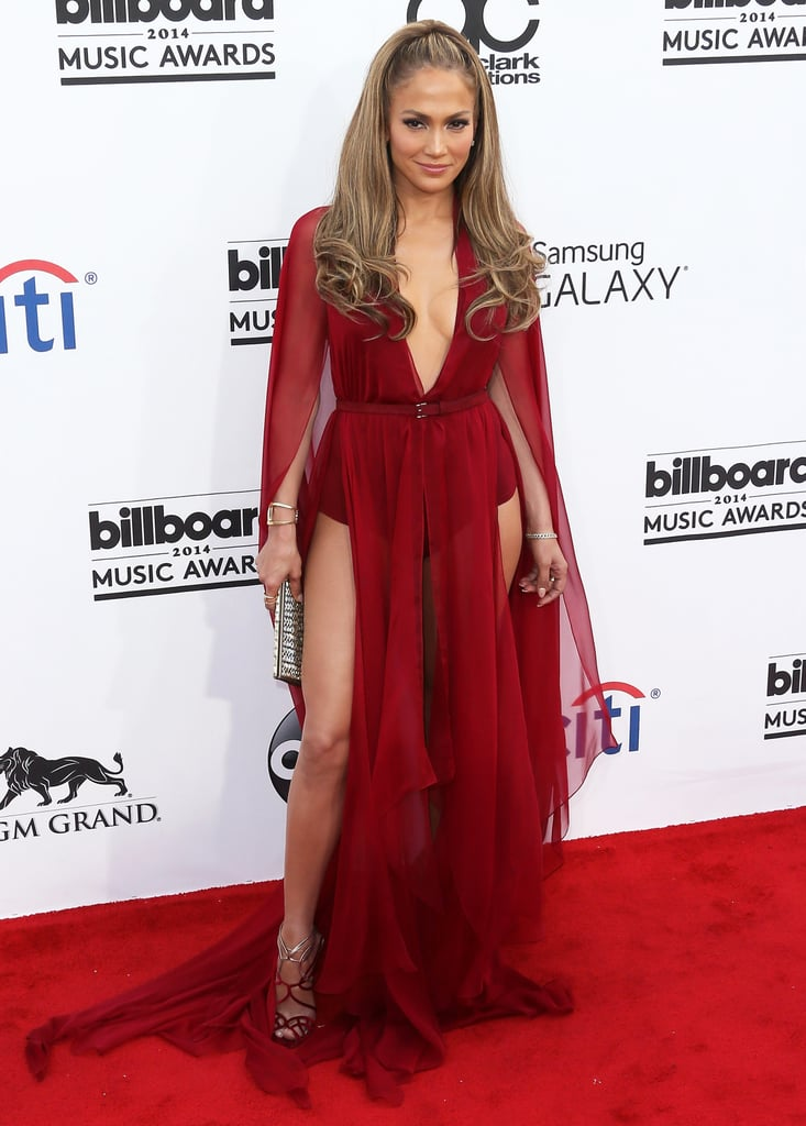 Jennifer Lopez At Billboard Music Awards 2014 Popsugar