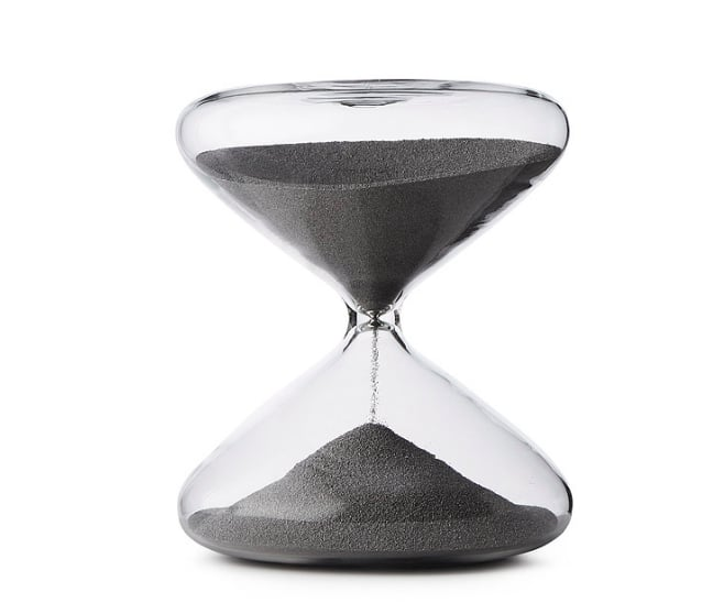 An Hourglass to Prompt Productivity