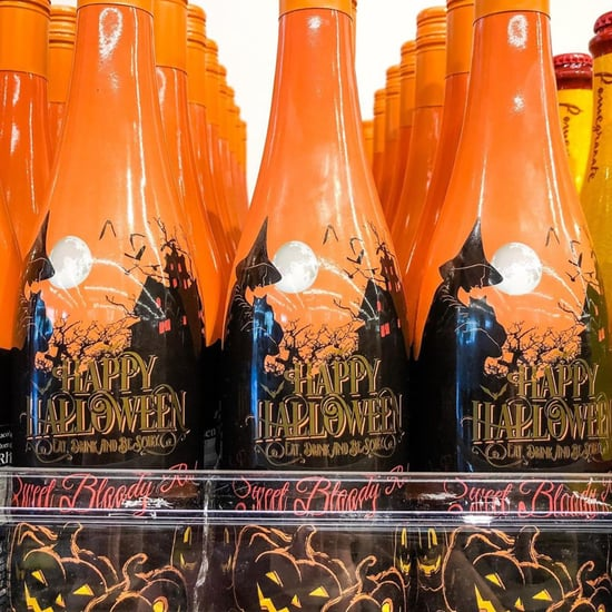 Aldi's Sweet Bloody Red Wine Is a Vampire's Halloween Dream