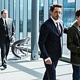 He'll Take the Tony Stark Route