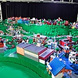 The park will be attached to a Legoland hotel.
