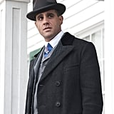 Bobby Cannavale joins Boardwalk Empire this season as a series regular, in the part of gangster Gyp Rossetti.