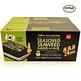 Roasted Seaweed Snack Strips