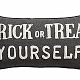 Levtex Trick or Treat Yourself Accent Pillow