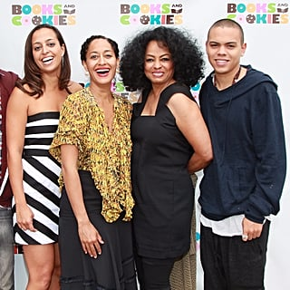 Diana Ross Family Pictures