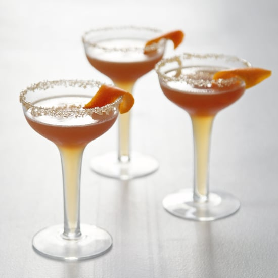 Ginger Sidecar Cocktail Recipe