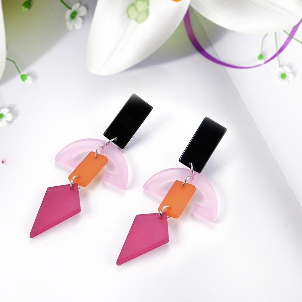 Lanhui  Earrings
