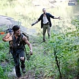 Daryl and Merle Dixon From The Walking Dead