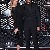 Chrissy Teigen and John Legend made a gorgeous couple on the carpet at Thursday night's Lexus event.