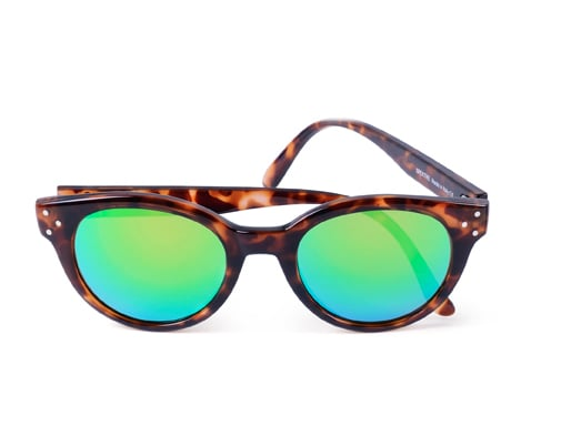 """Spektre Sunglasses ($142) """"These sunglasses come in fun colors and frames with colored mirror lenses, and they're much cooler than the Ray-Bans everyone bought last Summer. This is a perfect gift for someone on your list who's going away this Winter!"""""""